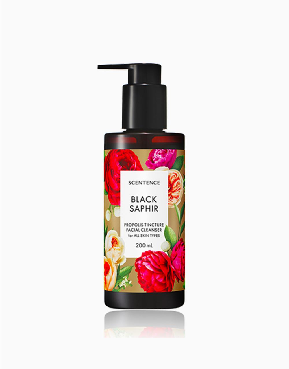 Black Saphir Propolis Tincture Facial Cleanser by Scentence