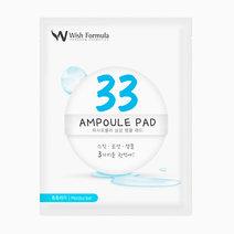 33 ampoule pad front