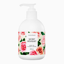 Scentence secret bouquet body lotion