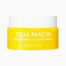 Some by mi yuja niacin 30 days miracle brightening sleeping mask 15g