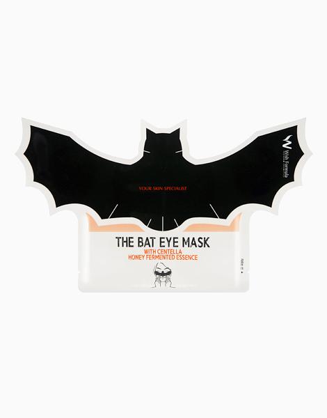 The Bat Eye Mask with Centella Honey Fermented Essence by Wish Formula