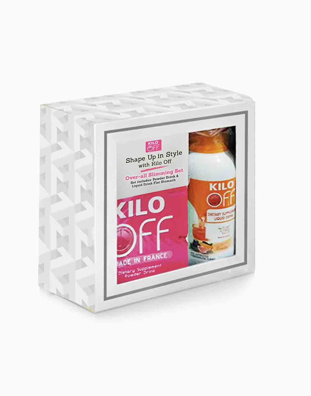 Over-All Slimming Set by Kilo Off