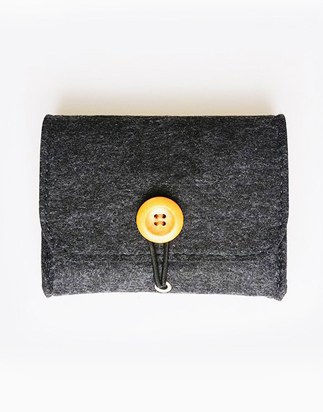 Essential Oil Travel Pouch by Soul Apothecary