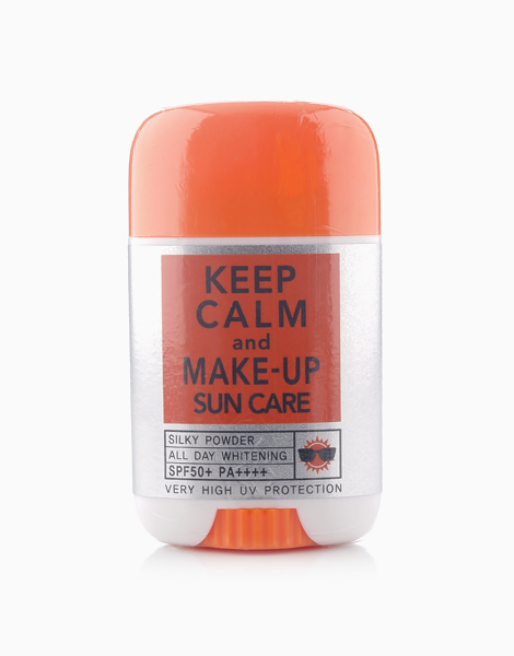 Keep Calm And Makeup Sun Care by Fortheskin
