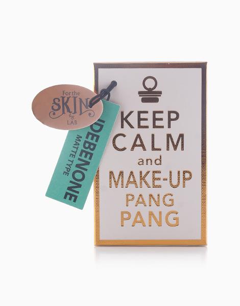 Keep Calm And Makeup Pangpang Cushion Matte by Fortheskin |