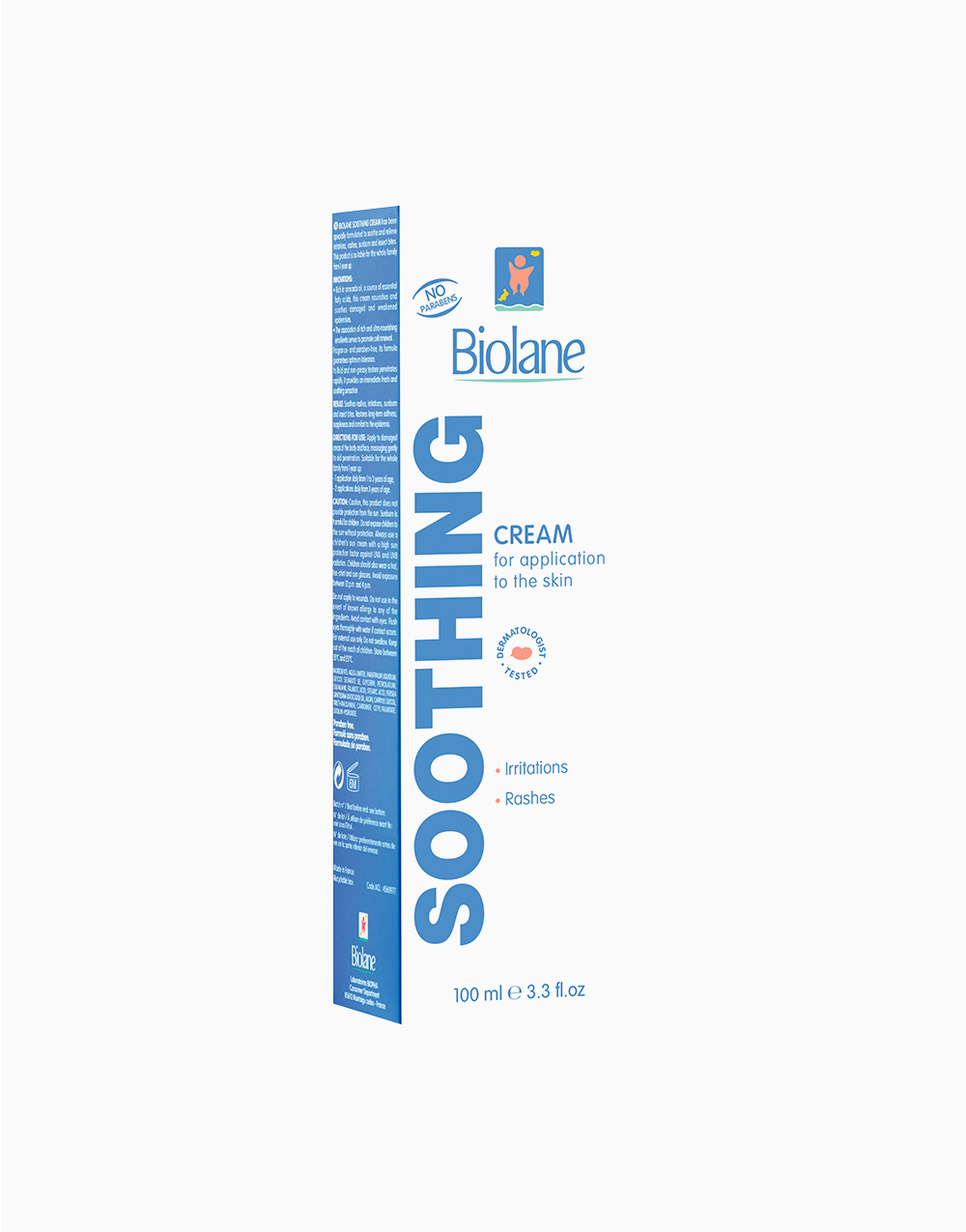 Soothing Cream (100ml) by Biolane