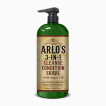 Arlos 3 in 1 cleanse condition and shave