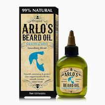 Arlo's Beard Oil Smooth and Shiny (2.5oz) by Arlo's Men Care