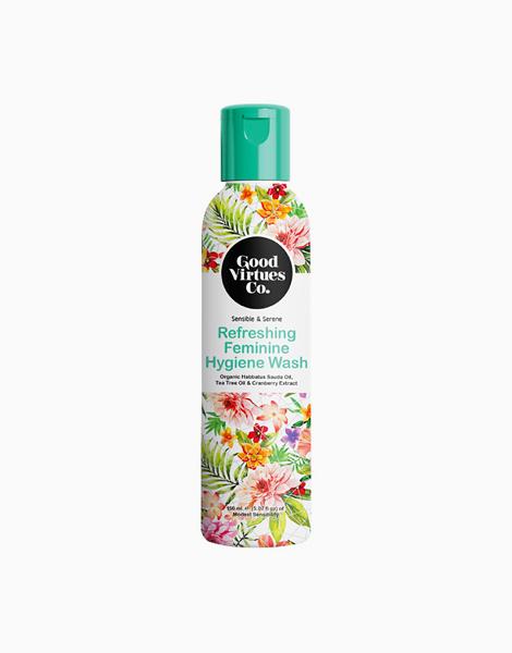 Refreshing Feminine Hygiene Wash (150ml) by Good Virtues Co