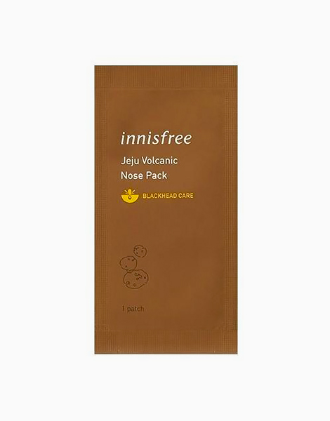 Jeju Volcanic Nose Pack (1 Patch) by Innisfree