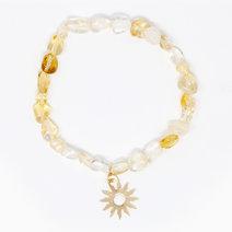 Tcc radiance citrine crystal bracelet