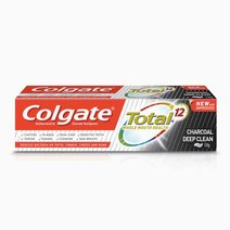 Colgate total 12 charcoal deep clean