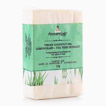 Tea Tree Extract VCO Shampoo Bar by Aromacology Sensi