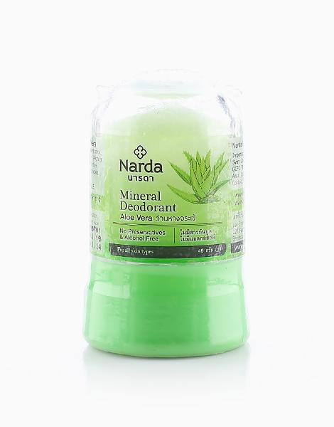 Aloe Vera Deodorant (45g) by Narda