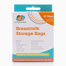 Breastmilk Storage Bags (20s) by Orange and Peach