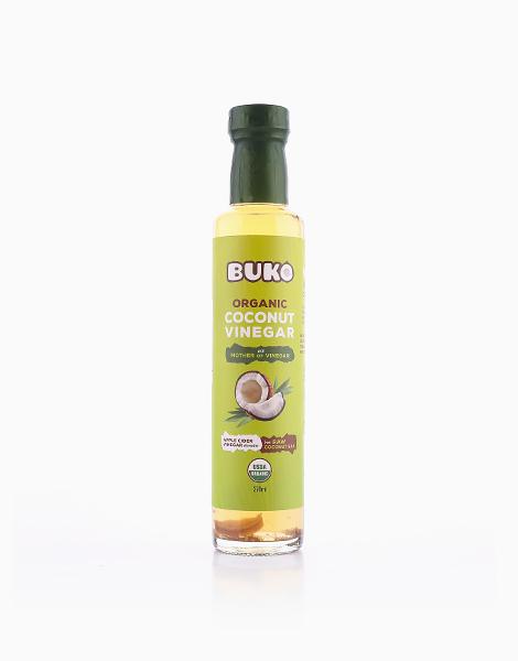 Organic Coconut Vinegar by Buko Foods