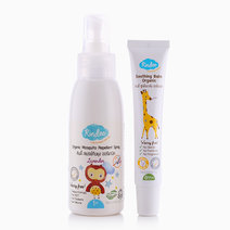 Protective Spray Gift Set: Lavender Spray (80ml) + Soothing Balm (15g) by Kindee