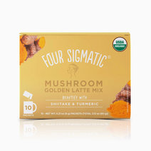 Golden Latte With Shiitake & Turmeric (10 Sachets) by Four Sigmatic