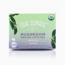 Matcha Latte With Maitake (10 Sachets) by Four Sigmatic