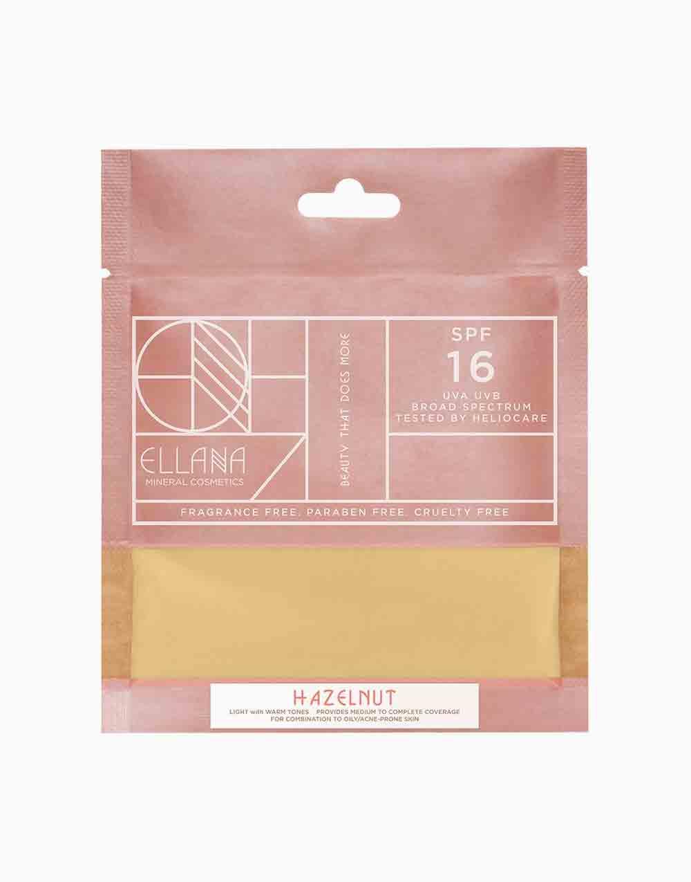 Loose Mineral Foundation Refill by Ellana Mineral Cosmetics | Hazelnut Latte