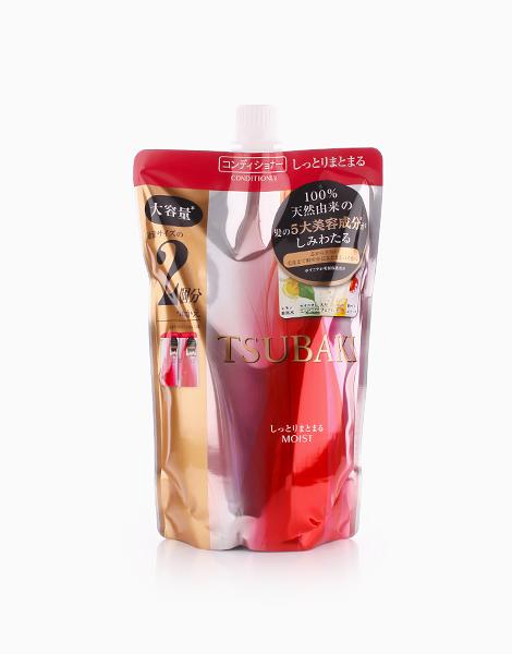 Tsubaki Moist Conditioner Refill (660ml) by Shiseido