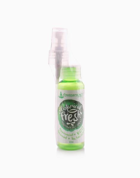 Botanical Fresh Mouthwash + Spray by Aromacology Sensi