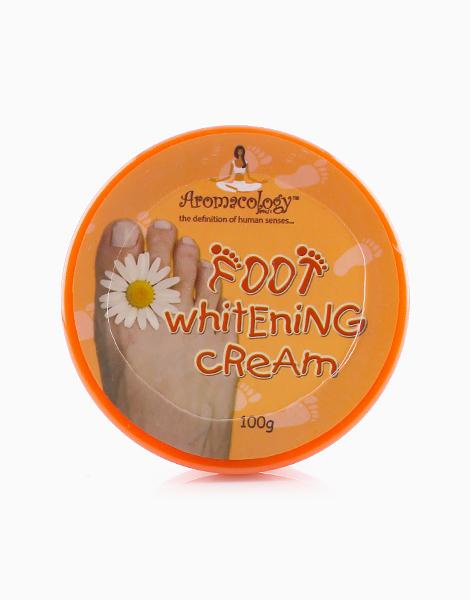 Foot Whitening Cream by Aromacology Sensi