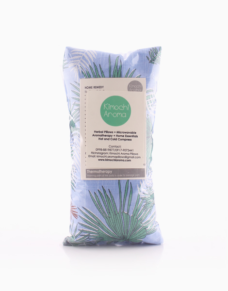 Medium Herbal Pillow (6x8 inches) by Kimochi Aroma | Shima