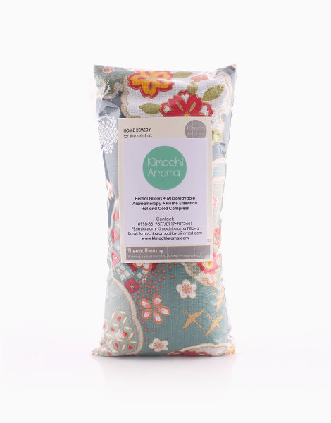 Medium Herbal Pillow (6x8 inches) by Kimochi Aroma | Jinja
