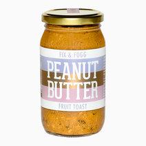 Peanut Butter Fruit Toast by Fix & Fogg