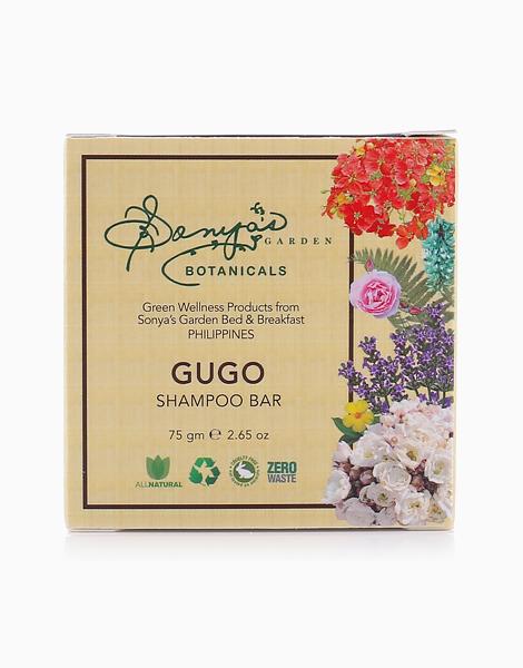 Gugo Shampoo Bar by Sonya's Garden Botanicals