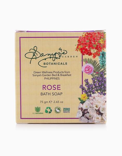 Rose Bath Soap by Sonya's Garden Botanicals