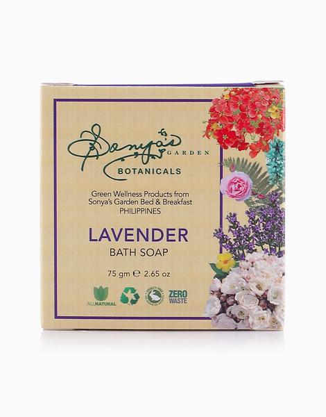 Lavender Bath Soap by Sonya's Garden Botanicals