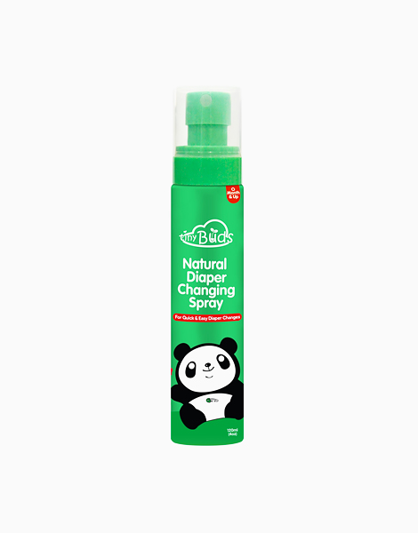 Diaper Changing Spray (120ml) by Tiny Buds
