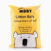 Standard Cotton Balls (300g) by Baby Moby