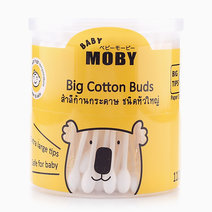 Big Cotton Buds by Baby Moby