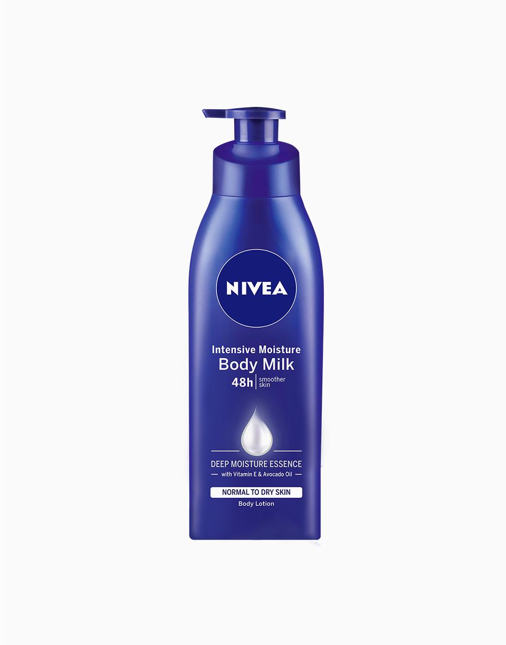 NIVEA Body Intensive Moisture Body Milk (400ml) by NIVEA