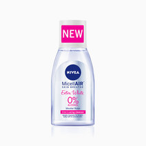 Nivea face extra white micellair water 125ml