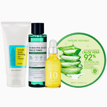 8 anti acne skincare bundle