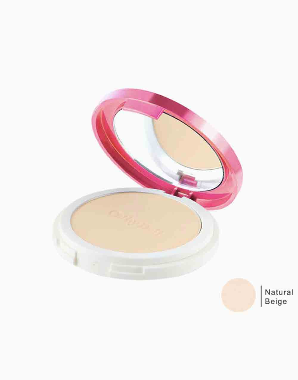 Magic Gluta Pact SPF 50 PA+++ by Cathy Doll | Natural Beige