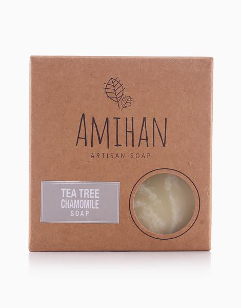 Tea Tree and Chamomile soap by Amihan Organics