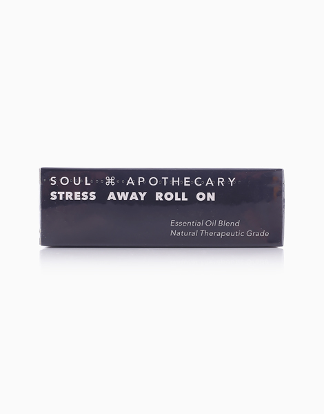 Stress Away Roll On (10ml) by Soul Apothecary