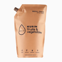 Fruits and Vegetables Super Ionized Water Refill Pack (1000ml) by Kurin