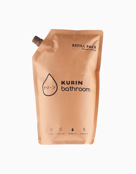Bathroom Super Ionized Water Refill Pack (1000ml) by Kurin