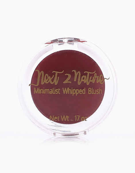 Coconut Whipped Blush by Next2Nature | Bliss Coral