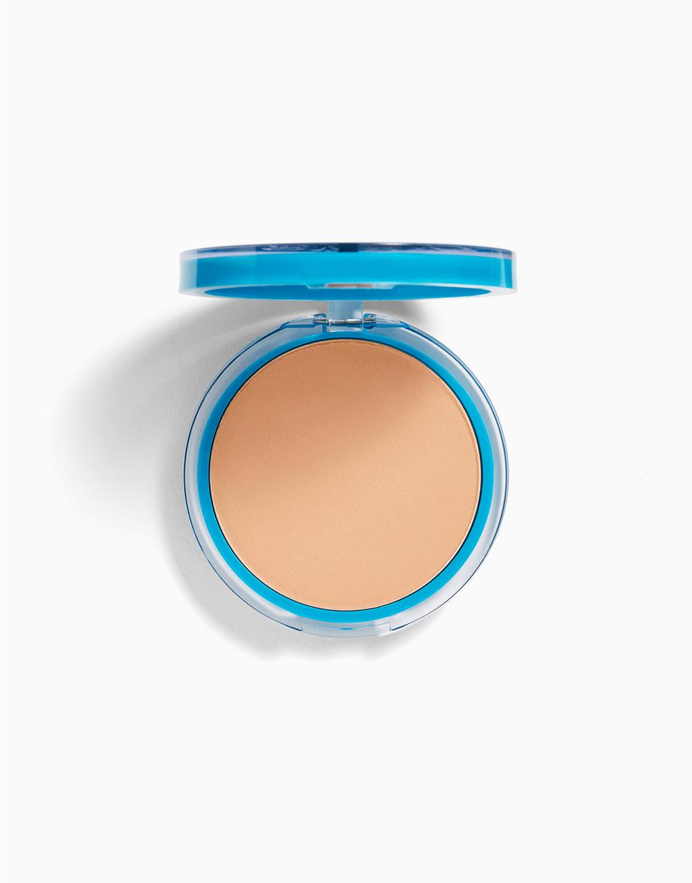 Clean Matte Pressed Powder by CoverGirl | WARM BEIGE 545