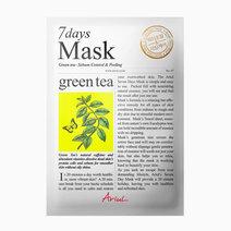 Ariul green tea 7days mask