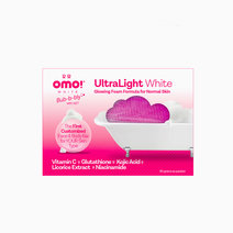 Omo! white ultralight bub b bly 90g