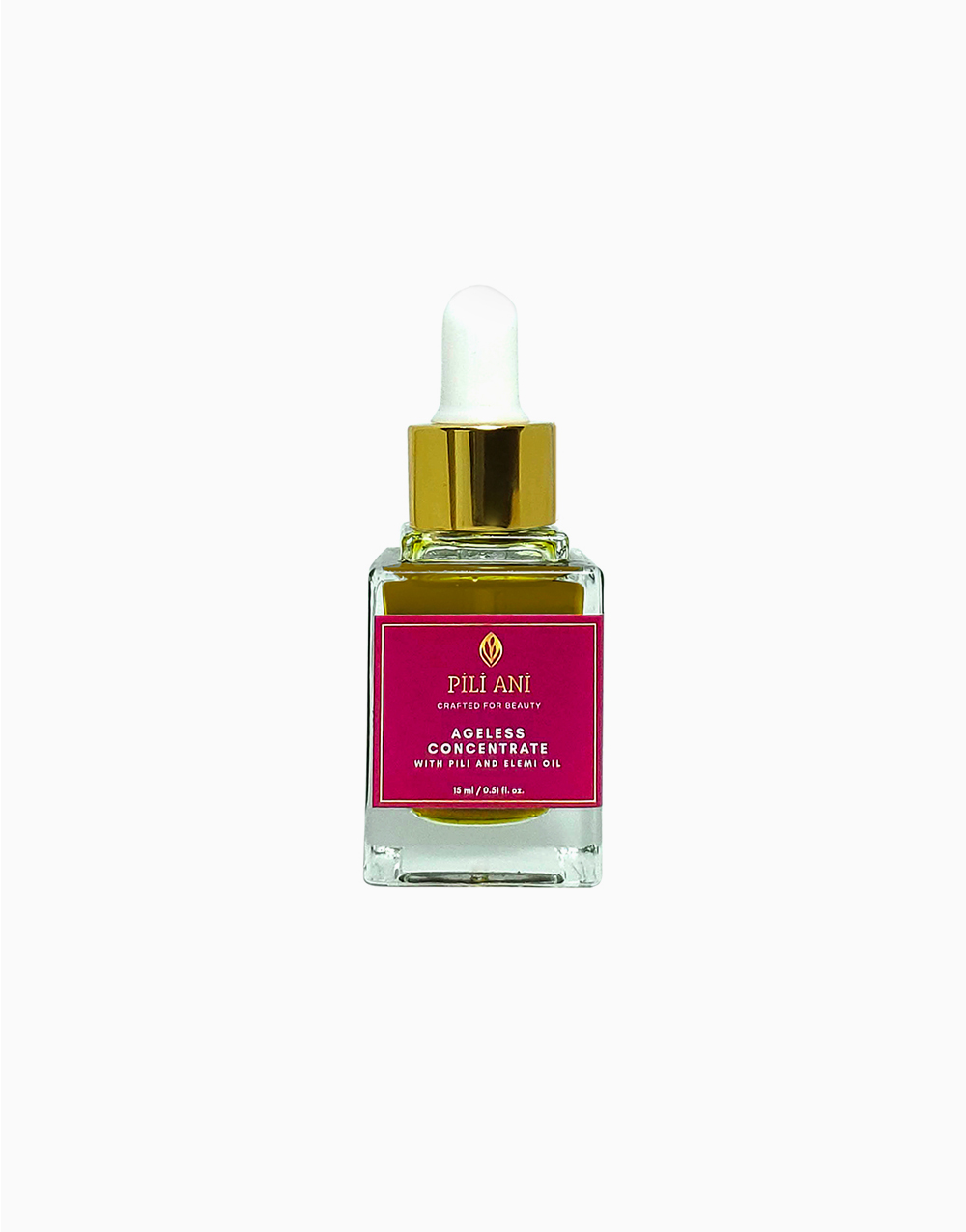 Ageless Concentrate (15ml) by Pili Ani