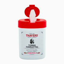 Thayers toning witch hazel rose petal towelettes